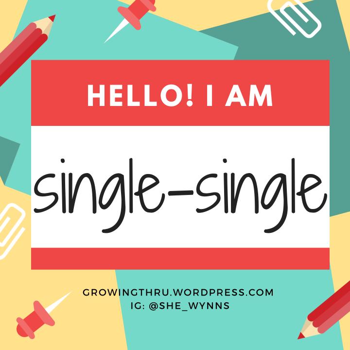 Are You Single-Single?