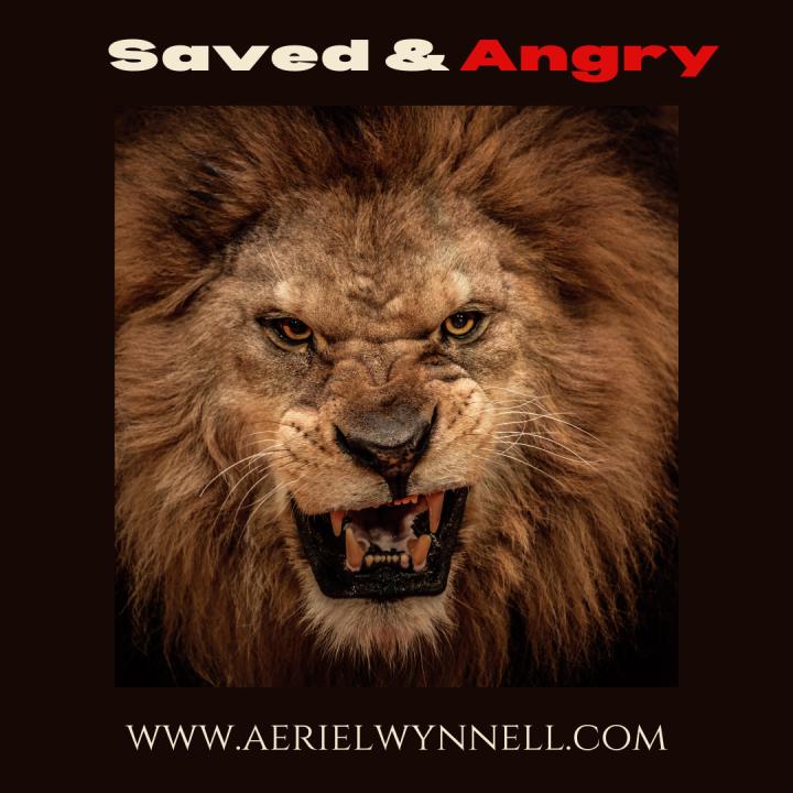 Saved & Angry